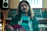 John Frusciante Shares 2 New Songs From Upcoming Trickfinger Album