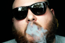Action Bronson, 'Rare Chandeliers' (Vice)