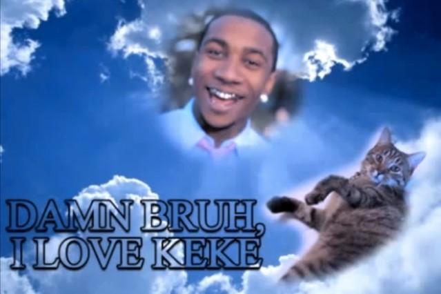 Lil B KeKe Cat Rap Based God