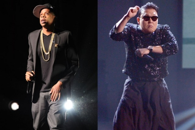 jay-z, psy, time person of the year