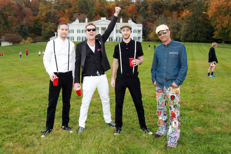 Mark McGrath Captains Cruise Festival Starring Smash Mouth, Spin Doctors, More