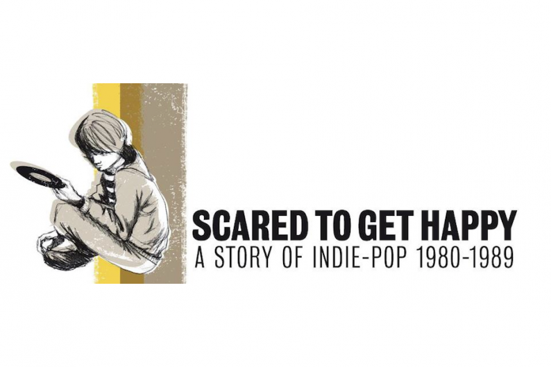 Cherry Red, Scared to Get Happy, Indie Pop