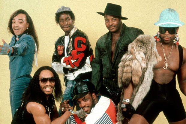 Grandmaster Flash & The Furious Five / Photo by Ebet Roberts/Redferns