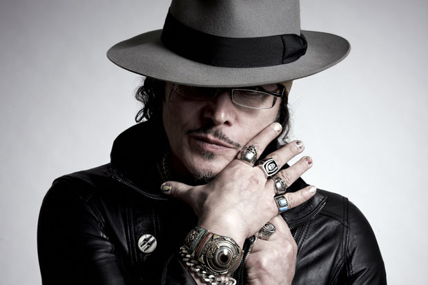 Adam Ant / Photo by Andy Gotts