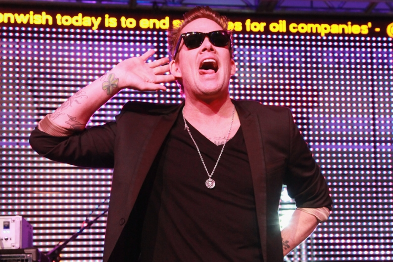 Mark McGrath Cruise Festival Smash Mouth Spin Doctors Cancelled