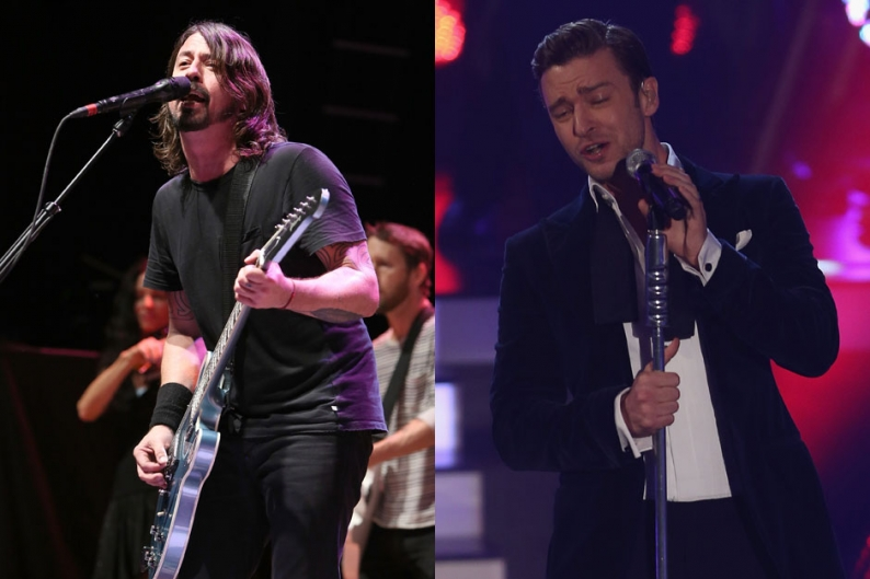 dave grohl, sound city players, justin timberlake, sxsw 2013