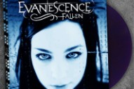 Evanescence Reissue 'Fallen' Debut on Purple Vinyl for 10th Anniversary