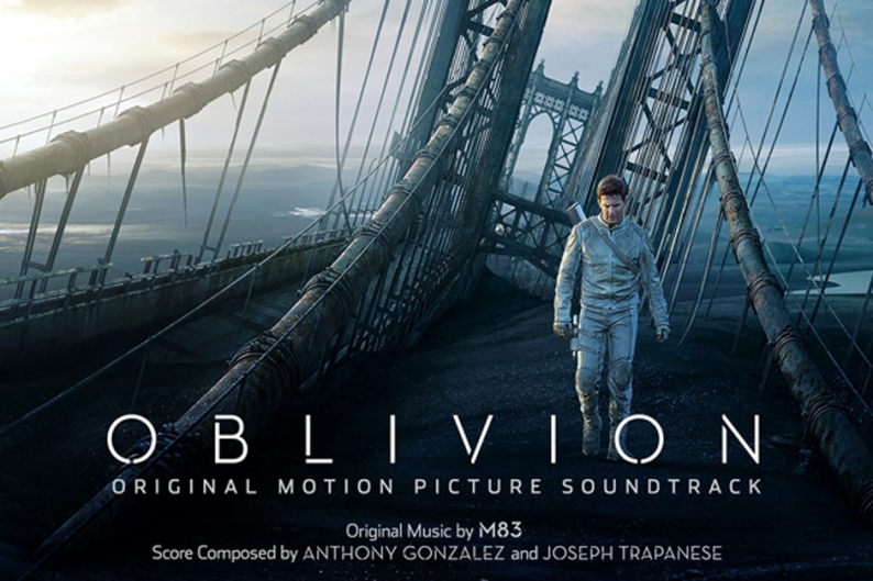 M83 Oblivion Tom Cruise StarWaves Score Anthony Gonzales