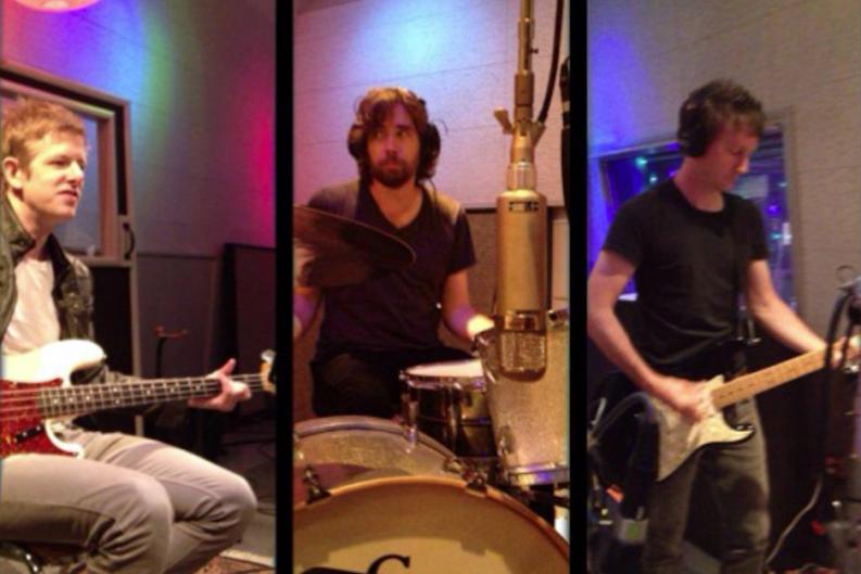 Split Single, Britt Daniel, Jon Wurster, Jason Narducy