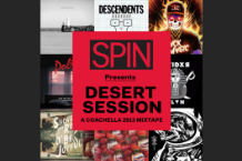 Spin Presents Desert Session: A 2013 Coachella Mixtape