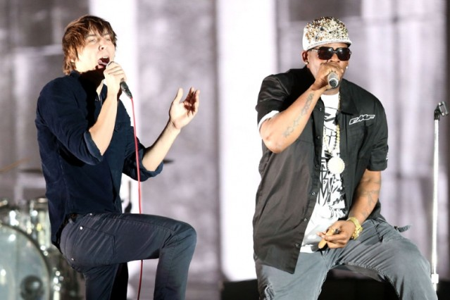 Phoenix and R. Kelly / Photo by Getty Images