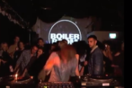 No One Loves Thom Yorke's DJ Sets Like Thom Yorke, Boiler Room Gag Reel Confirms