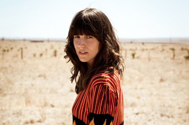 Eleanor Friedberger / Photo by Roger Kisby