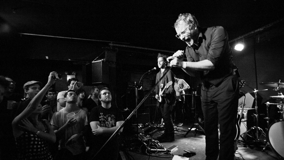 The National at Mercury Lounge, May 21, 2013 / Photo by David Andrako
