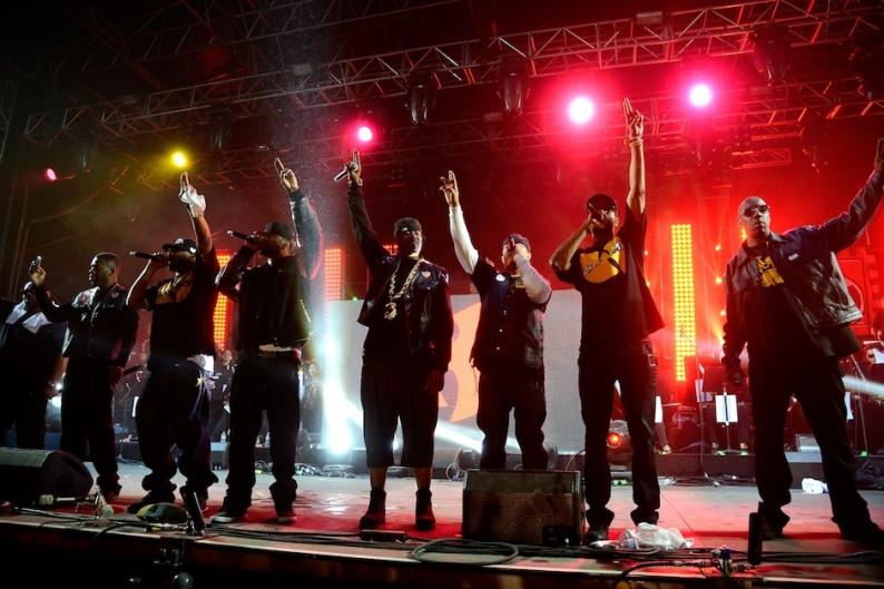 "Wu-Tang Clan, ""Family Reunion,"" track, stream"
