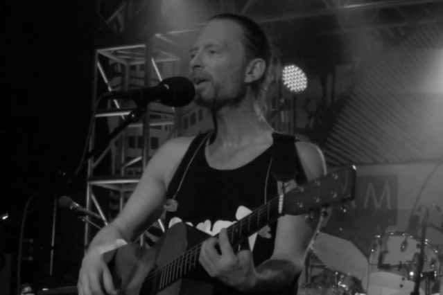 Atoms for Peace, Thom Yorke, Club Amok
