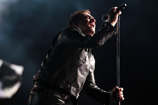 Bono / Photo by Getty Images
