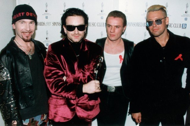 U2 Zooropa album 20th anniversary