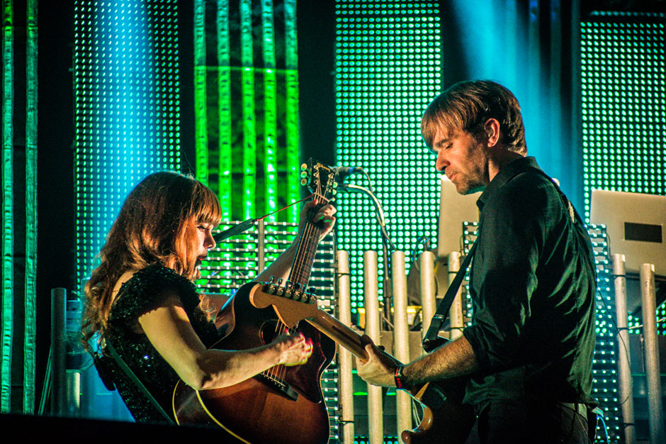 The Postal Service Give Up Ben Gibbard Says Band Played Its