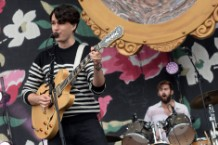 Vampire Weekend at Outside Lands, San Francisco, August 11, 2013