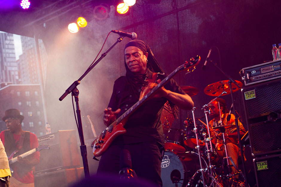 Living Colour at Afropunk Fest, Brooklyn, NY, August 24-25, 2013