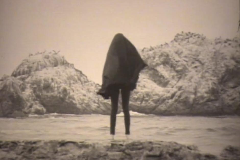 Holograms Make Human Yin-Yangs at the Beach in 'Meditations' Video