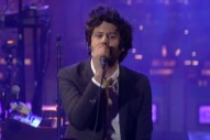 """New Music: Passion Pit's Michael Angelakos – """"Christmas In Your Arms"""""""