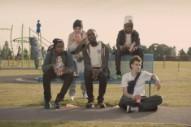 Watch Kwes Play Wingman to Teenage Boys in Love-Drunk '36' Video