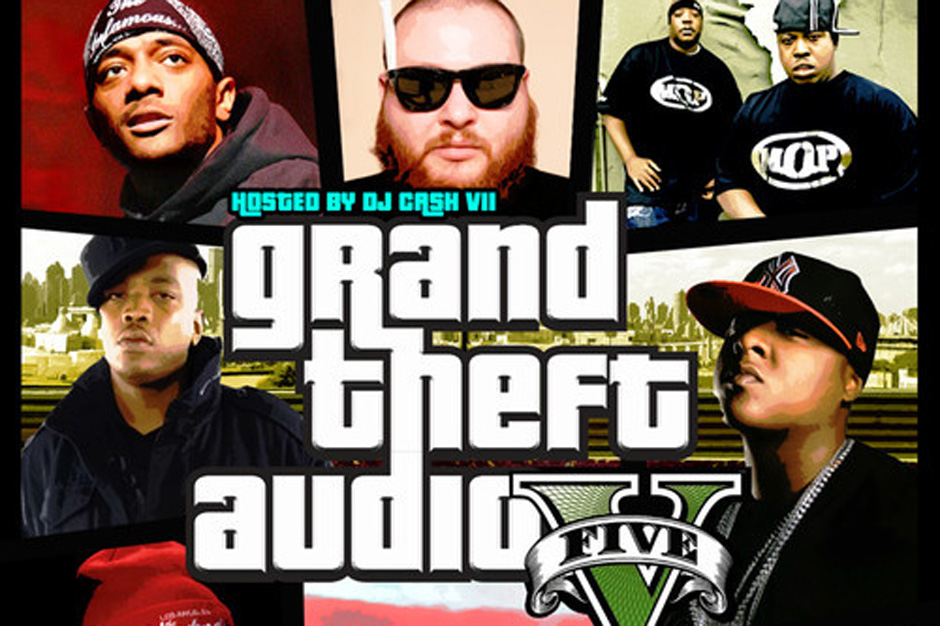 grand theft auto 5, mixtape, rockstar games