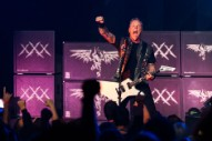 Metallica to Stream 1997 Salt Lake City Show From <i>Load</i> Tour