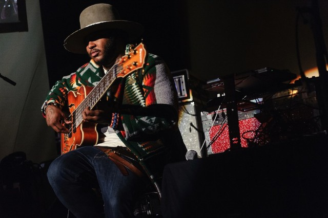 Thundercat in New York City in May of 2013