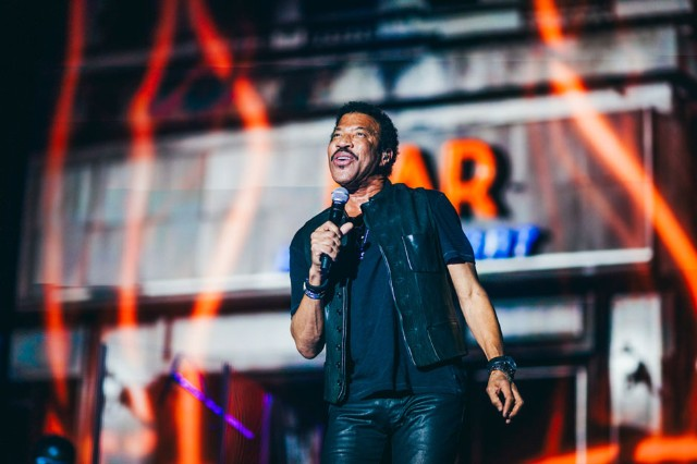 Lionel Richie at ACL Music Festival 2013, Austin, Texas, October 6, 2013 / Photo by Chad Wadsworth