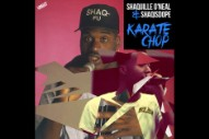 Shaq-Faux Comes Out of Rap Retirement for Hilarious 'Karate Chop' Remix