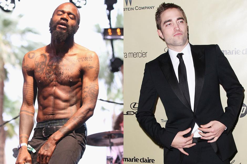 Death Grips Robert Pattinson Colin Hanks Misoneism Movie Art
