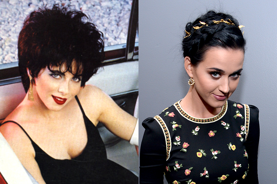 Josie Cotton and Katy Perry