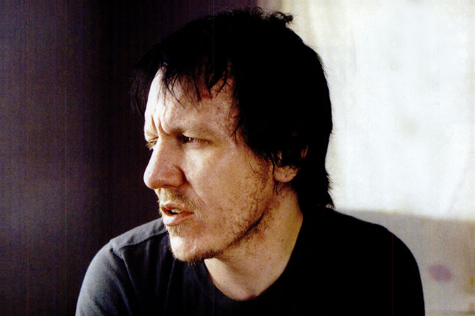 Elliott Smith in 2003, seven months before his death.