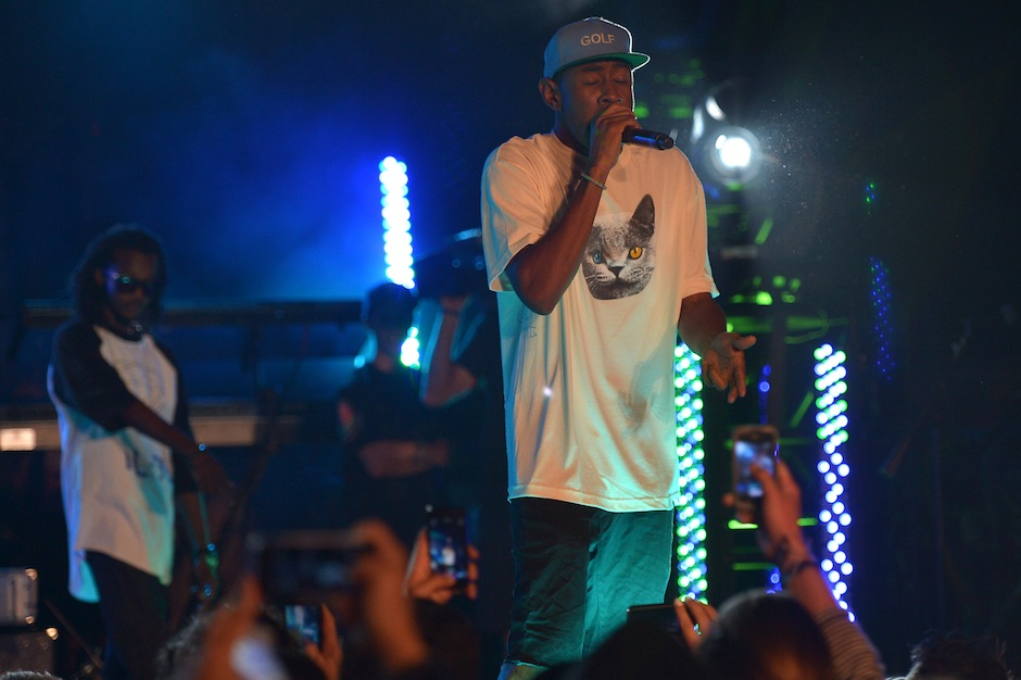 Tyler, the Creator, YouTube Music Awards, Flying Lotus, nominees