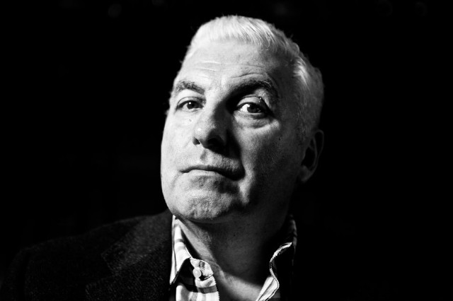 Mitch Winehouse photographed at W New York in October 2013