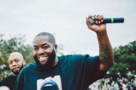 Fun Fun Fun 2013: Killer Mike's Awesome Non-Set and the 5 Best Things We Saw on Sunday