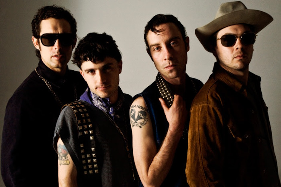 Black Lips, 'Underneath the Rainbow,' Black Keys, Patrick Carney, Dap Kings, Tommy Brenneck