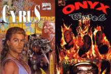 Two of Marvel Music's finest offerings