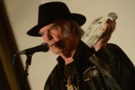 Neil Young Pitches Pono Music Service at SXSW as Alternative to Digital 'S—t'