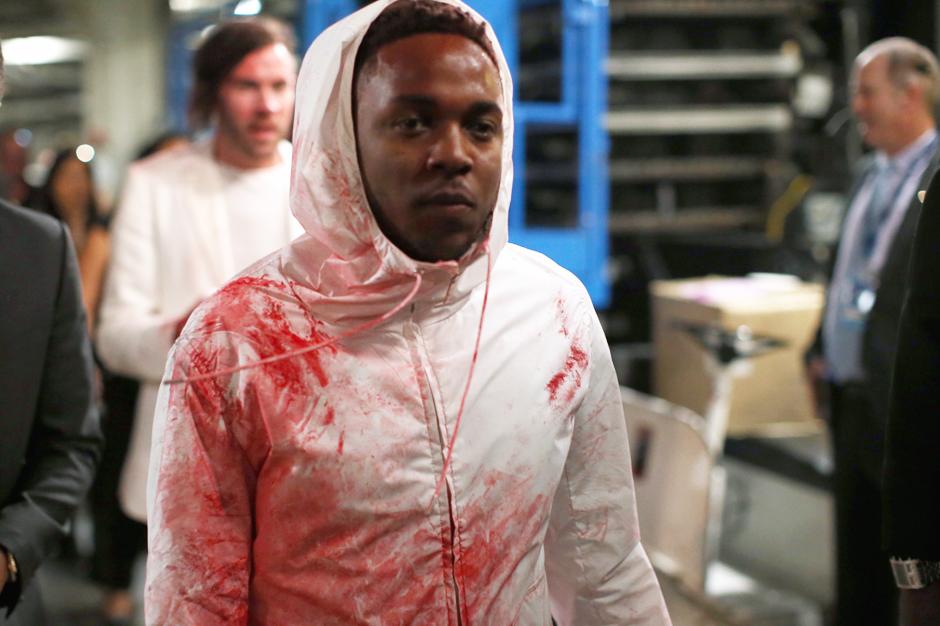 Kendrick Lamar Macklemore Grammys Win Response