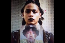 Mykki Blanco Princess Nokia 'Wish You Would' Stream Brenmar