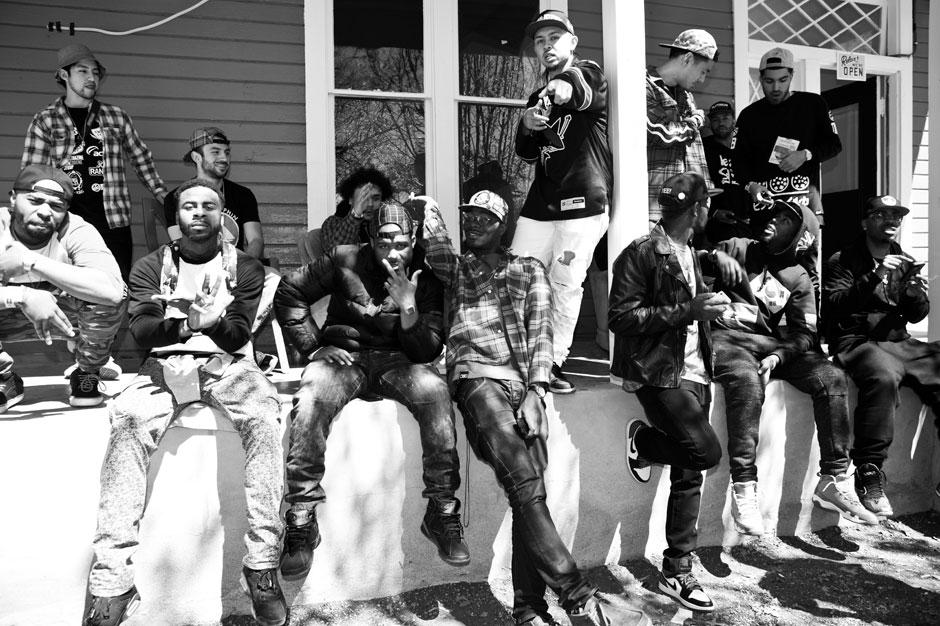 HBK Gang at SXSW 2014