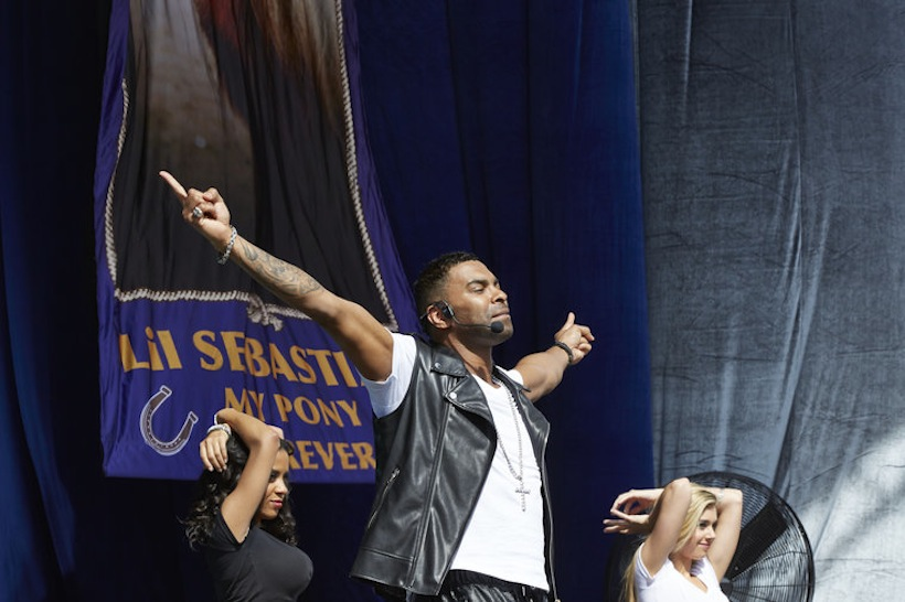 'Parks and Recreation,' Ginuwine