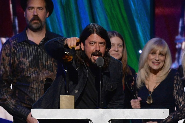 Dave Grohl TV Show HBO Sound City Series