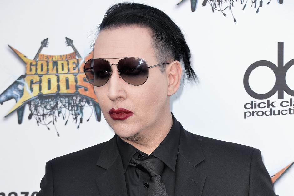 Marilyn Manson 'Sons of Anarchy' Season Seven Role