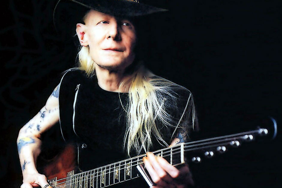 Johnny Winter Guitarist Dead Obituary Dies Died