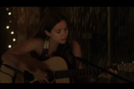 Watch Elizabeth Olsen Sing a Rilo Kiley Song in a Movie Jenny Lewis Scored